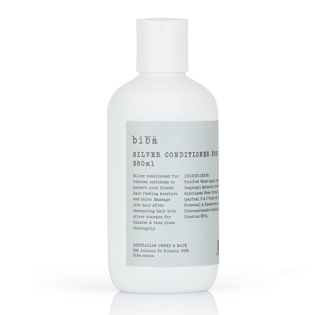 BIBA Silver Conditioner for Blondes
