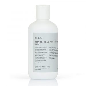 BIBA Silver Shampoo for Blondes