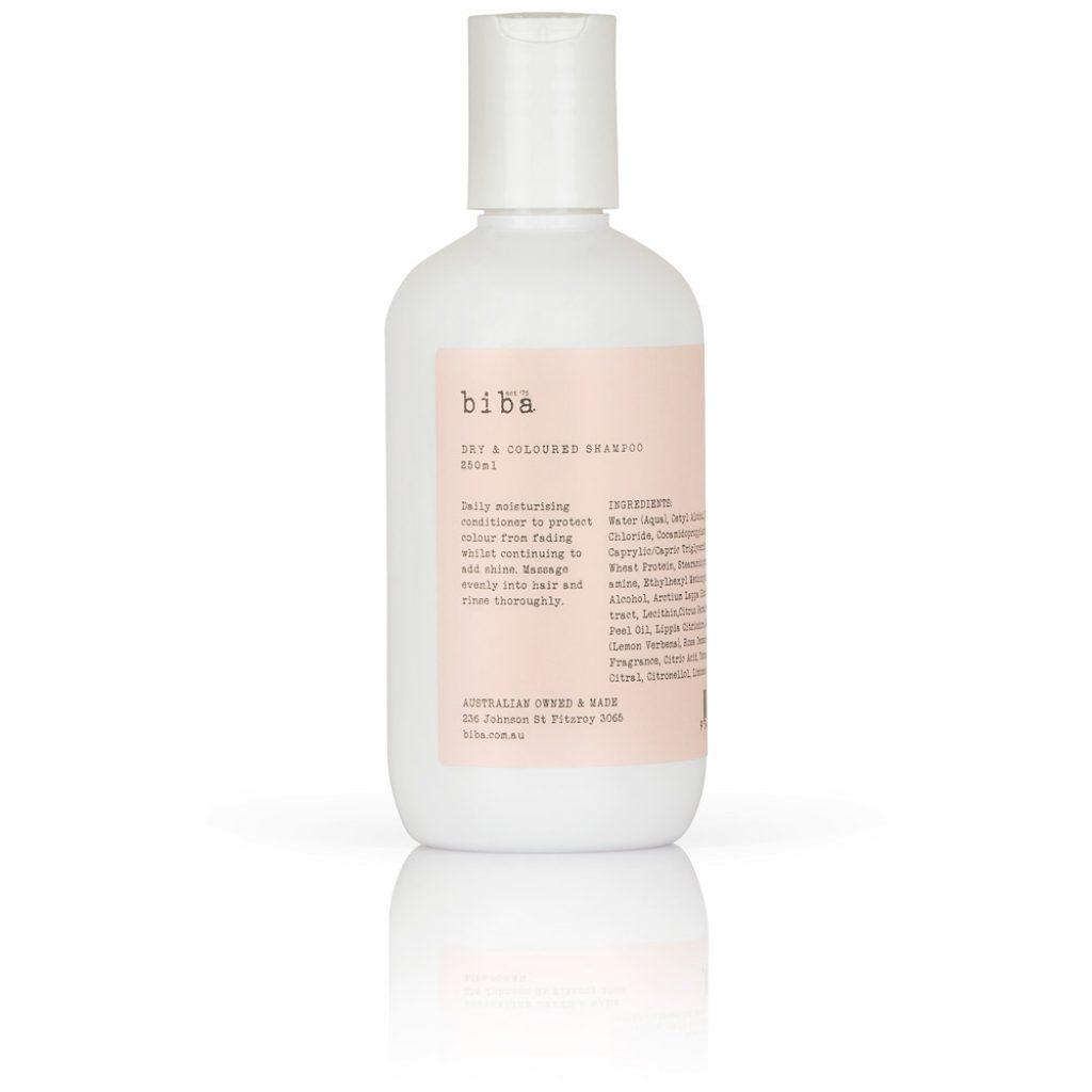 BIBA Dry & Coloured Shampoo