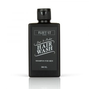Fleet St Barbers Hair Wash Shampoo for Men