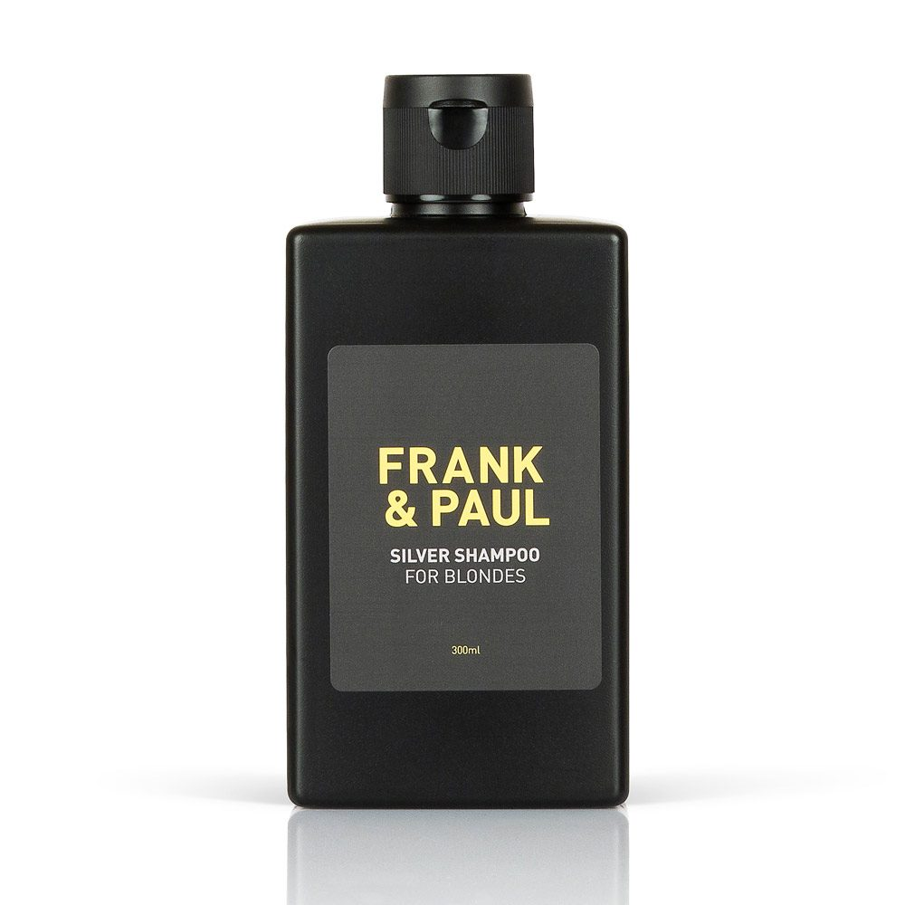 Frank & Paul Silver Shampoo for Blondes
