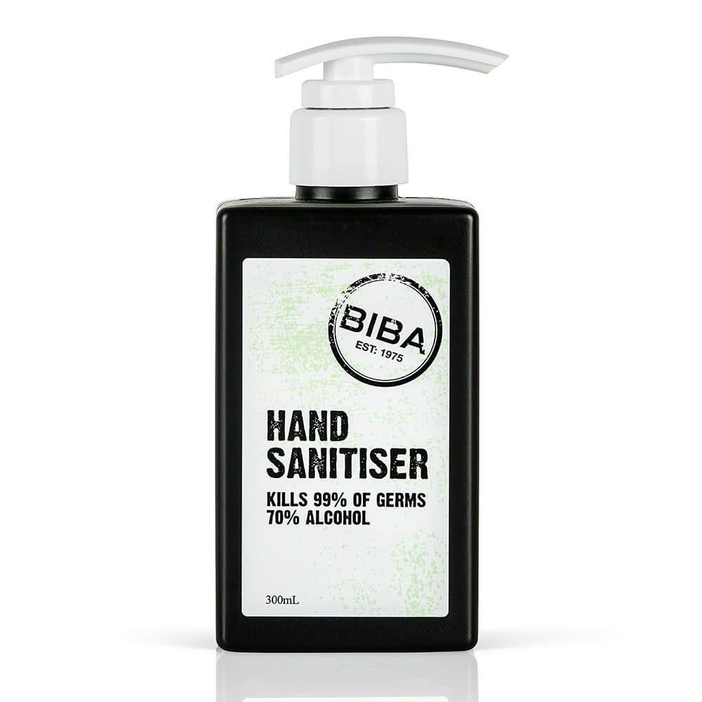 biba hand sanitiser 300 ml